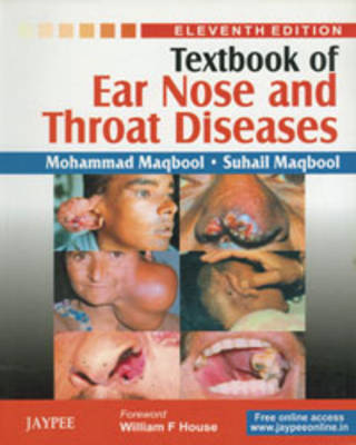 Textbook of Ear, Nose and Throat Diseases 2007 (Paperback)
