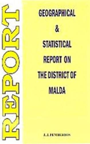 Geographical and Statistical Report on the District of Maidah (Hardback)