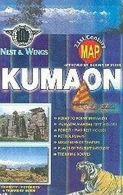 Kumaon: A Tourists, Motorists and Trekkers Guide (Pamphlet)
