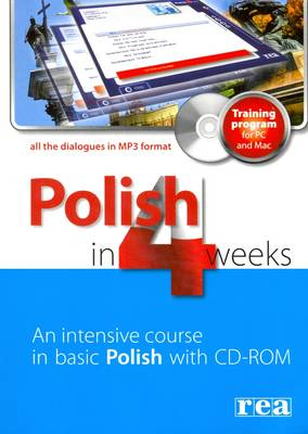 Polish in 4 Weeks: Intensive Course in Basic Polish (Mixed media product)