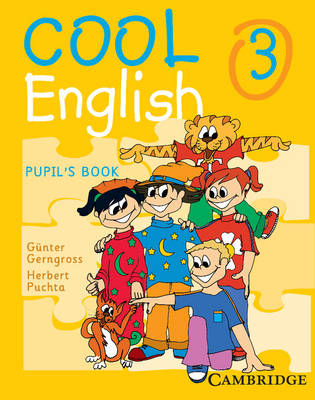 Cool English Level 3 Pupil's Book (Paperback)