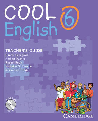 Cool English Level 6 Teacher's Guide with Audio CD and Tests CD: Level 6 (Mixed media product)