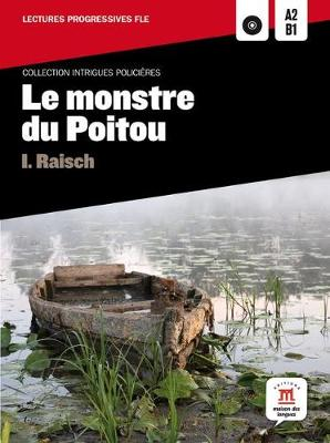 Collection Intrigues Policieres: Le Monstre Du Poitou + CD (Mixed media product)