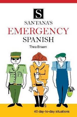 Emergency Spanish (Paperback)