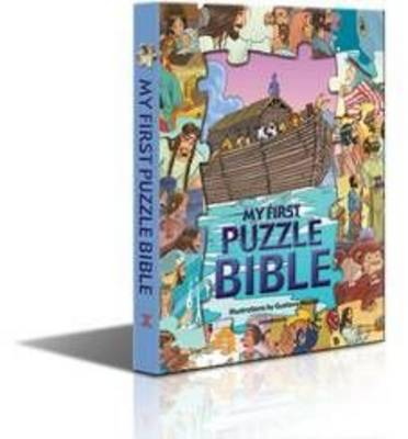 My First Puzzle Bible (Other book format)