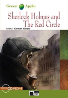 Green Apple: Sherlock Holmes and the Red Circle + Audio CD/CD-Rom (CD-ROM)