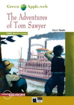 Green Apple: The Adventures of Tom Sawyer + Audio CD/CD-Rom (CD-ROM)
