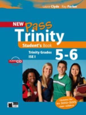 New Pass Trinity 5-6 Student's Book with CD (Mixed media product)