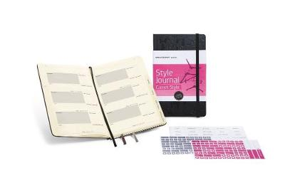 Moleskine Passion Style Journal (Notebook / blank book)