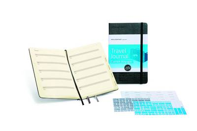 Moleskine Passion Travel Journal (Notebook / blank book)