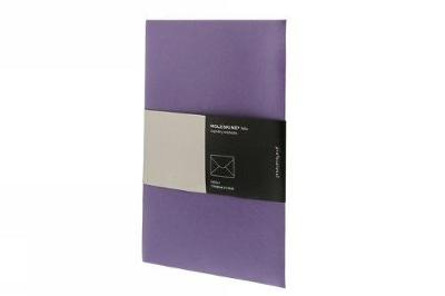 Moleskine Folio A4 Brilliant Violet Document Folder - Moleskine Folio (General merchandise)