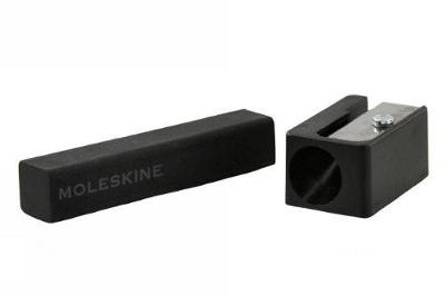 Moleskine Eraser And Sharpener Set - Moleskine Non-Paper (General merchandise)