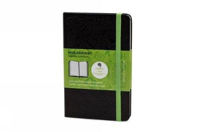 Pocket Ruled Black Hard Evernote Notebook - Moleskine Evernote (Notebook / blank book)