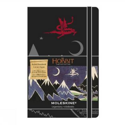 Moleskine the Hobbit Limited Edition Hard Ruled Large Notebook (2013) - Moleskine Limited Edition (Notebook / blank book)