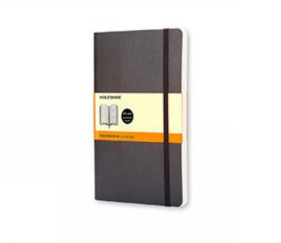Moleskine Soft Cover Pocket Ruled Notebook - Moleskine Classic (Notebook / blank book)