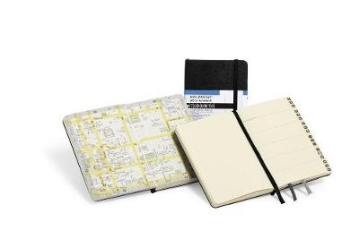 City Notebook: Toronto - Moleskine City Notebooks (Notebook / blank book)