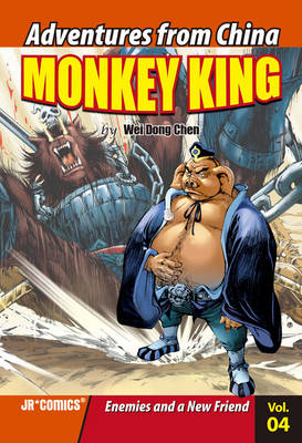Enemies & a New Friend - Adventures from China: Monkey King (Paperback)