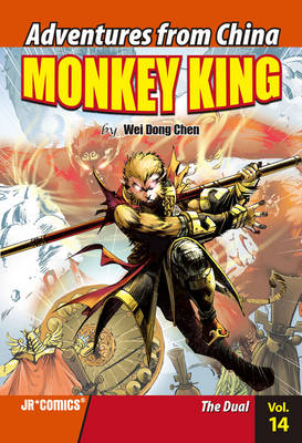 The Dual - Adventures from China: Monkey King (Paperback)