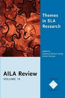 Themes in SLA Research - AILA Review 19 (Paperback)