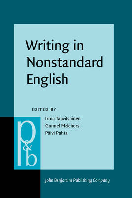 Writing in Nonstandard English - Pragmatics & Beyond New Series 67 (Hardback)