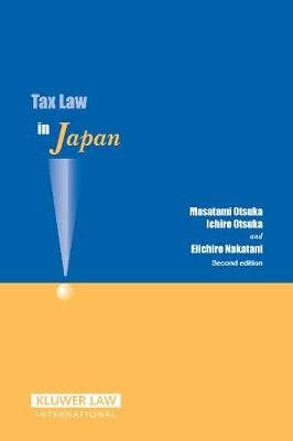 Tax Law in Japan (Paperback)