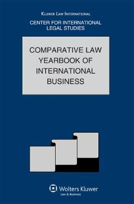 Comparative Law Yearbook of International Business 2009: v. 31 (Hardback)
