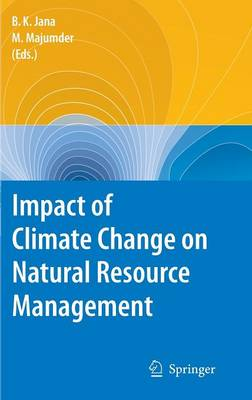 Impact of Climate Change on Natural Resource Management (Hardback)
