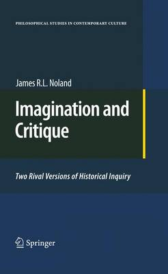 Imagination and Critique - Philosophical Studies in Contemporary Culture v. 19 (Hardback)