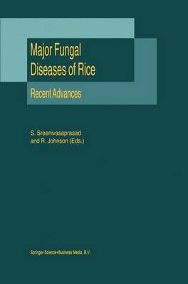Major Fungal Diseases of Rice: Recent Advances (Paperback)