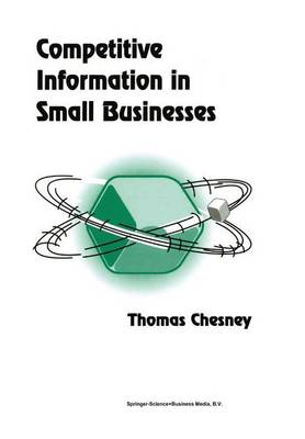 Competitive Information in Small Businesses (Paperback)