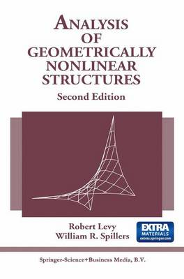 Analysis of Geometrically Nonlinear Structures (Paperback)