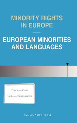 Minority Rights in Europe: European Minorities and Languages (Hardback)