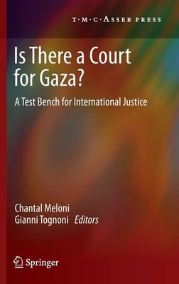 Is There a Court for Gaza? (Hardback)
