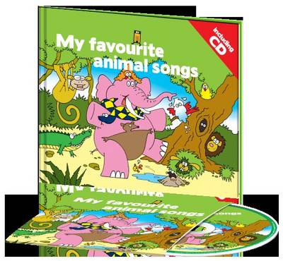 My Favourite Animal Songs (Mixed media product)