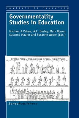 Governmentality Studies in Education (Paperback)
