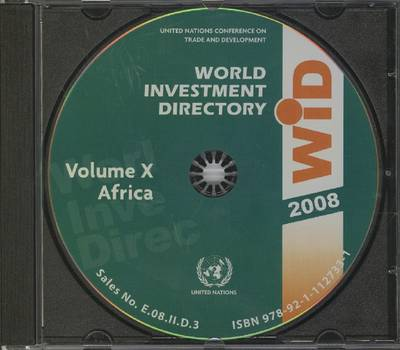 World Investment Directory 2008: Africa v. 10 (Mixed media product)