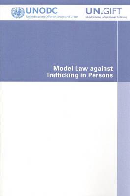 Model Law Against Trafficking in Persons (Paperback)