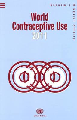 World Contraceptive Use 2011 (Wall Chart) - Population Studies (Poster)