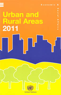 Urban and Rural Areas 2011: Wall Chart - Population Studies (Wallchart)