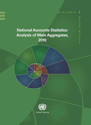 National Accounts Statistics 2010: Analysis of Main Aggregates (Paperback)