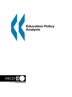 Education Policy Analysis: 2003 Edition (Paperback)