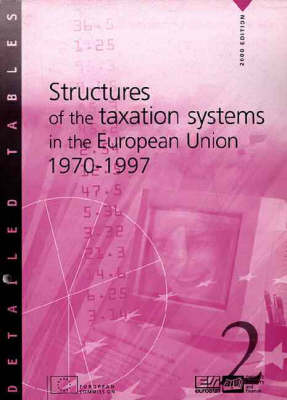 Structures of the Taxation Systems in the European Union 2000: 1970-1997 (Paperback)