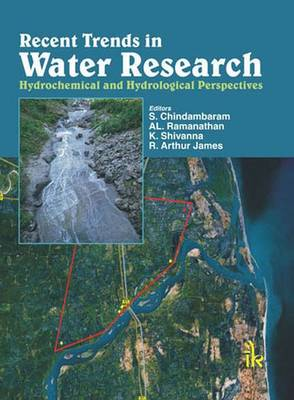 Recent Trends in Water Research: Hydrochemical and Hydrological Perspectives (Hardback)