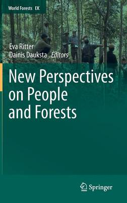 New Perspectives on People and Forests 2011 - World Forests 9 (Hardback)