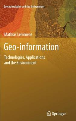 Geo-information - Geotechnologies and the Environment 5 (Hardback)