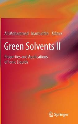 Green Solvents II: II (Hardback)