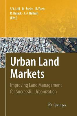 Urban Land Markets: Improving Land Management for Successful Urbanization (Paperback)