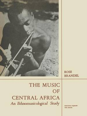 The Music of Central Africa (Paperback)