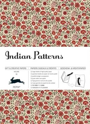 Indian Patterns: Gift & Creative Paper Book Vol. 52 (Paperback)