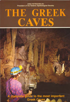 The Greek Caves (Paperback)